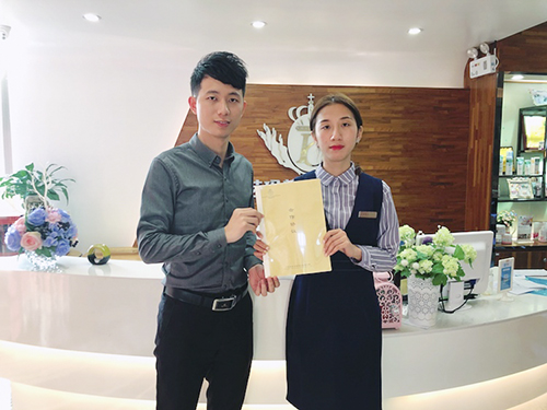 广州印奈儿,加盟快讯,签约报道